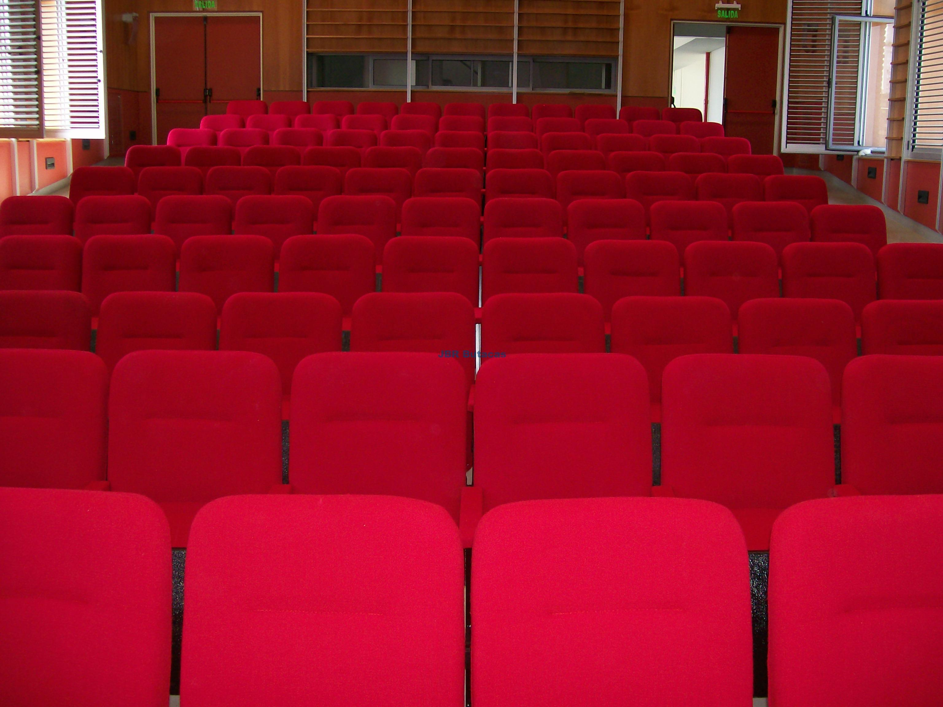 Butacas para auditorio modelo classic butacas - Modelos de butacas ...